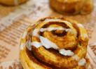 朝食にも◎HMで簡単パン♡シナモンロール