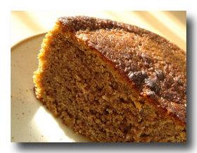 スイス経由のチョコレートケーキ