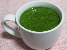 栄養たっぷり簡単☆モロヘイヤスープ
