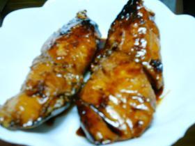 白身魚の照り焼き