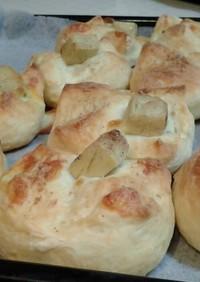 発酵なし♪ヘルシーヨーグルトパン♪