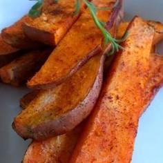 Garnet Potatoのオーブン焼き