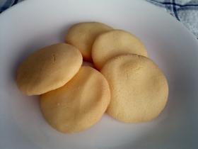 さくさく 上新粉クッキー