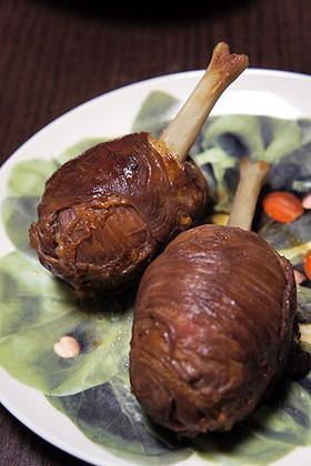肉巻おにぎりでマンガ肉!!!