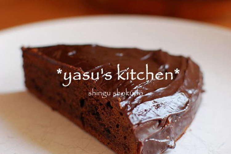 ケーキ ミックス チョコ ホット ケーキ