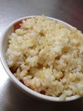 玄米の美味しい炊き方 by ゆぅもママ 【クックパッド】 簡単 ...