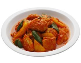 チキンカチャトーラ(鶏肉のトマト煮込み)