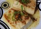 バター醤油で豆腐ステーキ♪