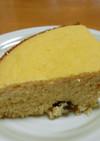 おからパウダーヨーグルトケーキ簡単Ver
