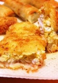 柔らか絶品塩麹白身魚タルタルソースフライ