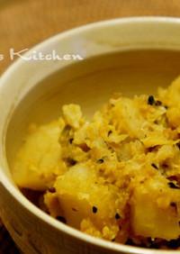 ベンガル料理チャチュチャディ(カレー)