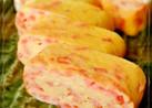 お弁当・朝ごはんに♡紅生姜のたまご焼き
