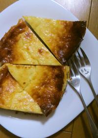 ○水切りヨーグルトdeチーズケーキ風○