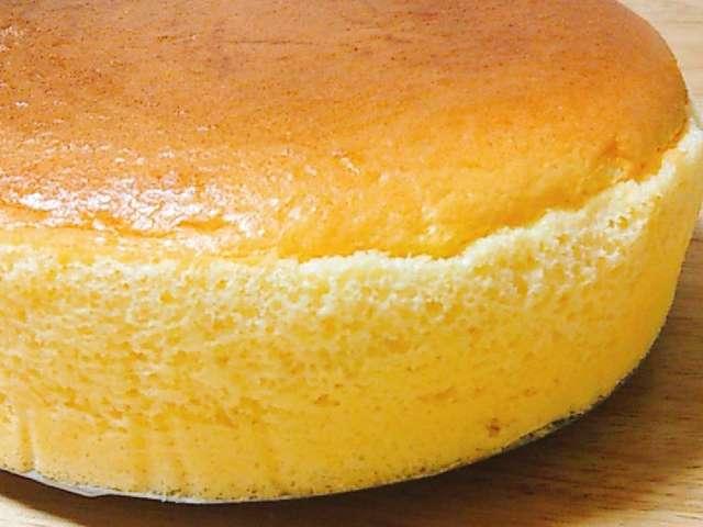 簡単 スフレ チーズ ケーキ