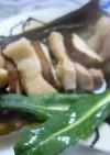 鶏胸肉と肉厚椎茸の昆布蒸し~簡単ヘルシー
