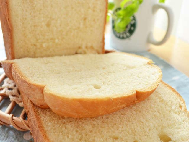 ホームベーカリー食パンふわふわ