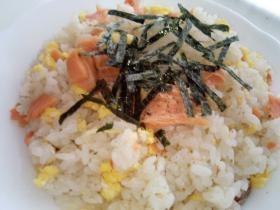 安・短・旨! 鮭と卵のちらし寿司