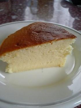 美味しくカロリーOFF スフレ風チーズケーキ