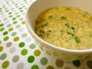♡チーズ卵スープ♡の写真