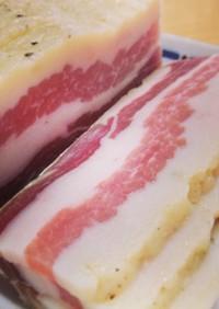 手作りパンチェッタ/かんたん本格レシピ