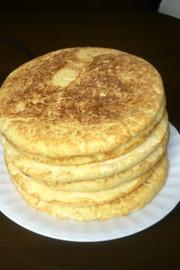 糖質制限 ホットケーキの写真