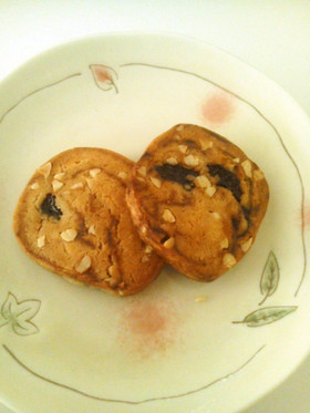 低糖質クッキー (ブルーベリーナッツ)