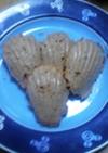 余ったクッキーをリメイク☆マドレーヌ
