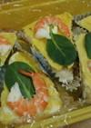 かんたん♪ お花見ケーキ寿司☆