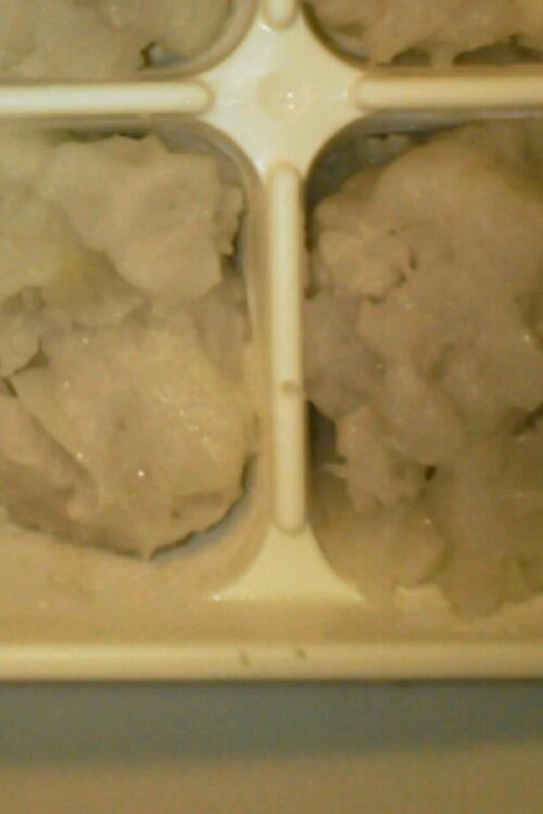 ☆離乳食☆冷凍OK☆さといもﻌﻌﻌ♥