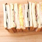 卵サンド(三色サンド)
