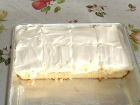 Almost Heaven Cake*天空のパインケーキ