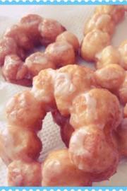 簡単!ポンデリング的なドーナツ☆の写真
