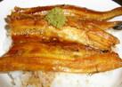 愛知の魚100選 アナゴの蒲煮丼