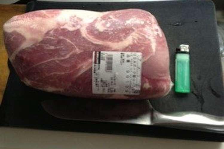 コストコの豚肩ロースかたまり保存方法 レシピ・作り方 by らはやー ...