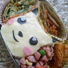 +幼稚園のお弁当+