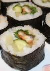 まぁたんの 楽々 うなぎの巻き寿司♪