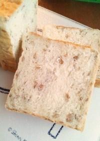 プチプチ食感♥ライフレークでライ麦パン