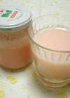 苺の手作りカルピス