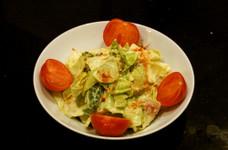 簡単!キャベツとアボカドのサラダ