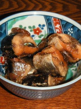 イワシの梅煮