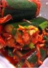 韓国料理 お家で簡単!本場のオイキムチ
