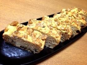 【低糖質】甘さ控えめおからパウンドケーキ