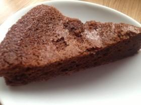 【糖質制限】チョコチップココアケーキ♪