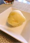 離乳食に♫自家製HMで蒸しパン