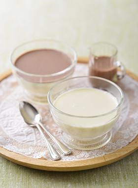 【糖質オフ】かんたん豆乳ムース