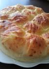ちぎりパン☆コーン&チーズver.