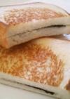 香ばしい☆海苔チーズトースト