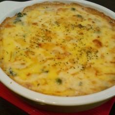 超簡単☆里芋の味噌グラタン