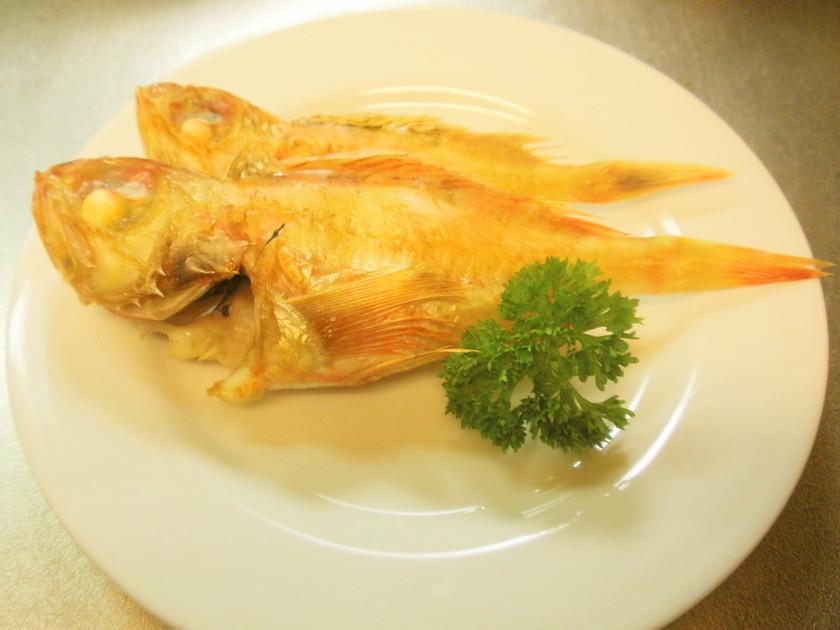 愛知の魚100選 ユメカサゴの塩焼