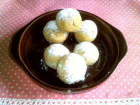 簡単 濃厚きな粉クッキー